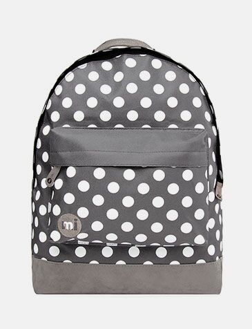 Рюкзак Mi-Pac Polkadot All Polka Charcoal/White